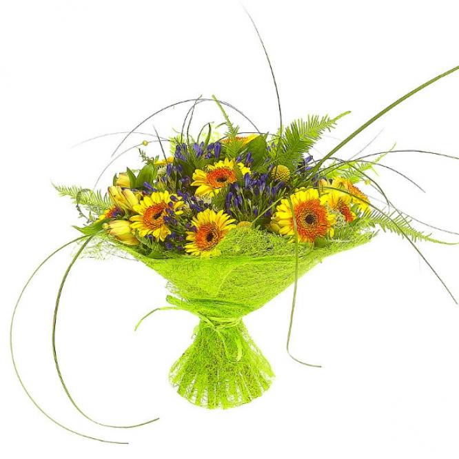 Что означают желтые цветы в подарок