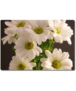 Поштучно ветка белой хризантемы (экстра класс, 75 сантиметров) с доставкой №16