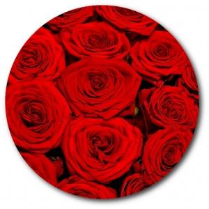 Поштучно красная роза с доставкой №2
