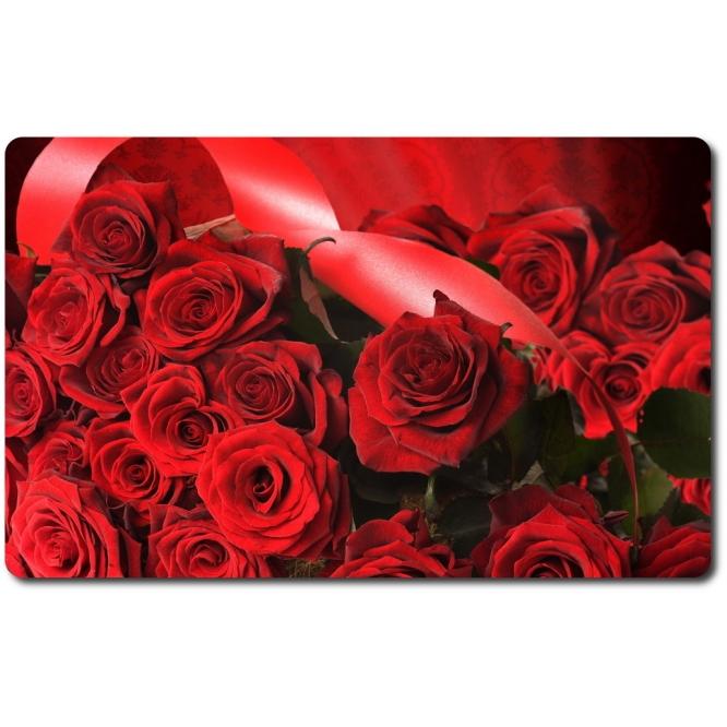 """Поштучно красные розы """"Гран При"""" (экстра класс, 70 сантиметров) с доставкой по Киеву."""