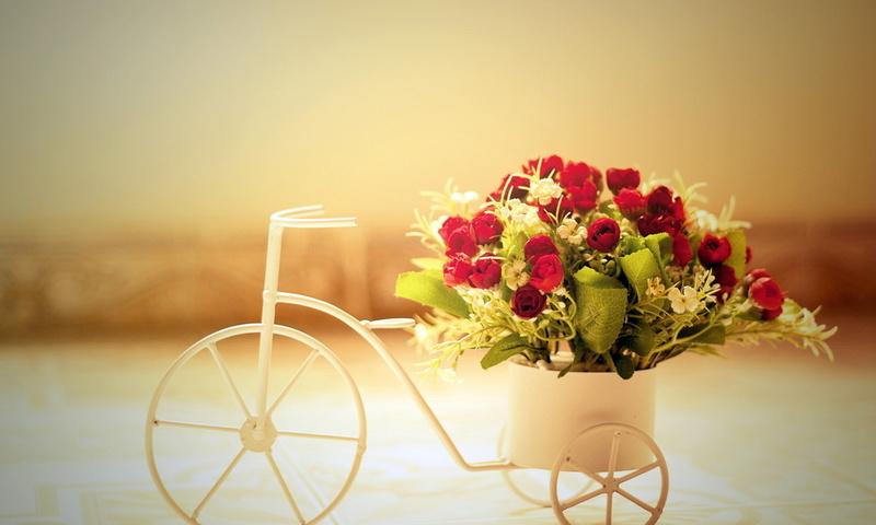 Чем полезна доставка цветов.