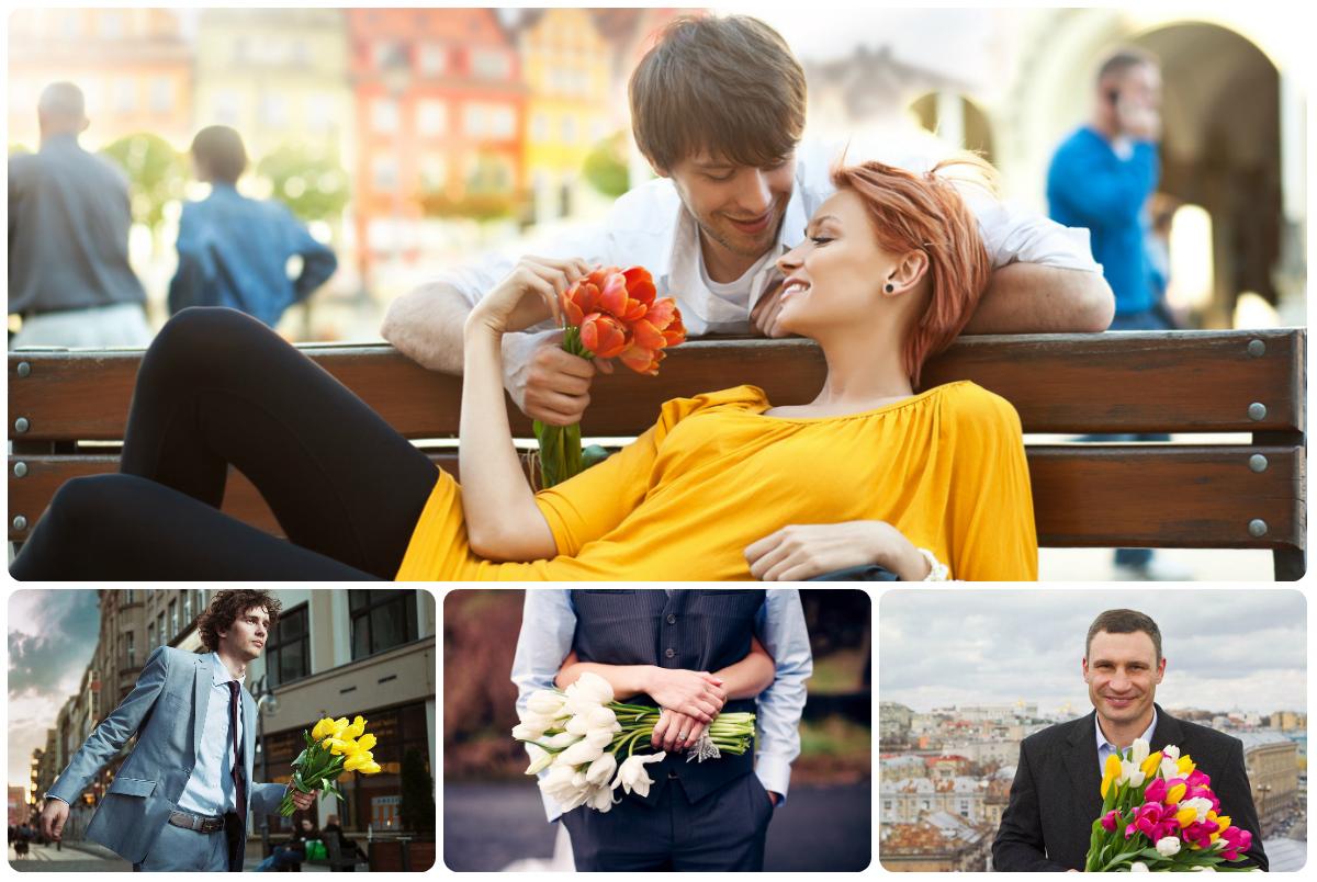 Купить тюльпаны поштучно в Киеве с доставкой по низкой цене. Заказать тюльпаны поштучно. Быстра доставка.