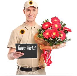 Профессиональный подход к доставке цветов по Киеву.