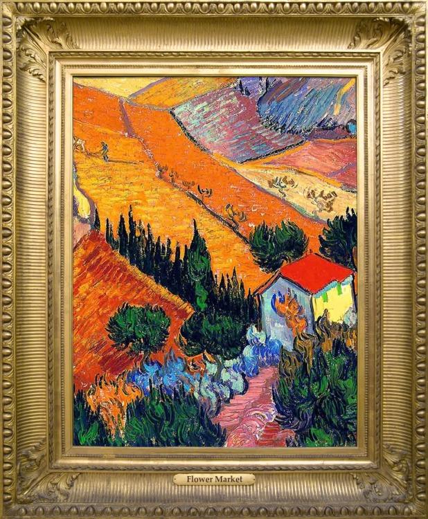 Картина Ван Гога.