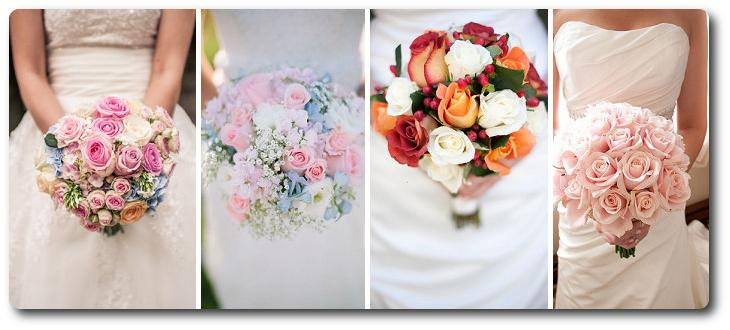 Купить свадебный букет невесты в Киеве.